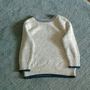 Cat & Jack size 3t boy sweater